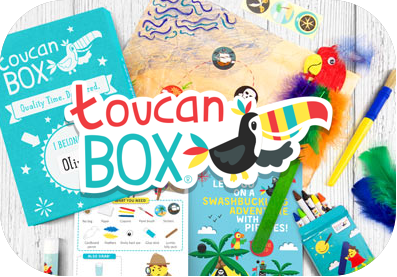Toucan Box - crafty kids money activities