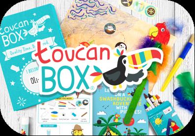 Toucan Box - crafty kids money activities