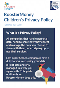 Children's privacy policy